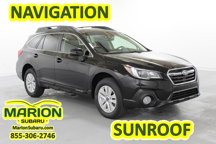 New 2019 Subaru Outback 2.5i Premium SUV 4S4BSAHC9K3263270 For Sale/Lease Marion, IL