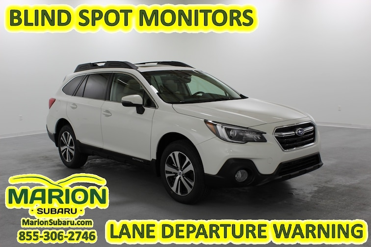 New 2019 Subaru Outback 3.6R Limited SUV 43296 for sale in Marion, IL