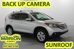 Used 2013 Honda CR-V EX SUV 2HKRM4H57DH682127 for sale in Marion, IL