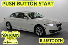 Used 2014 BMW 528i 528i Sedan WBA5A5C50ED500034 for sale in Marion, IL