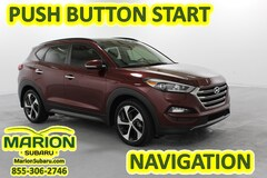 Used 2016 Hyundai Tucson Limited SUV KM8J33A2XGU062758 for sale in Marion, IL