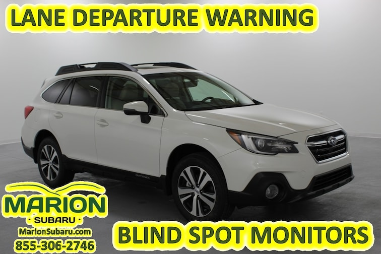 New 2019 Subaru Outback 2.5i Limited SUV 43331 for sale in Marion, IL