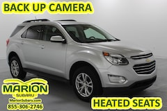 Used 2016 Chevrolet Equinox LT SUV 2GNALCEK7G1158543 for sale in Marion, IL