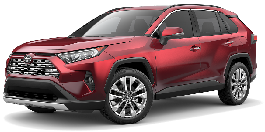 Compare Toyota RAV4 to Honda CR-V, Ford Escape, Subaru ...