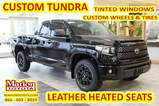 New 2019 Toyota Tundra SR5 5.7L V8 w/FFV Truck Double Cab for Sale in Marion
