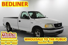 2003 Ford F-150 XL Truck Regular Cab 1FTRF17283NA49893