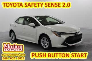 New 2019 Toyota Corolla Hatchback SE Hatchback for Sale in Marion