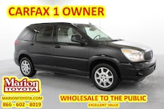 Used 2007 Buick Rendezvous CX SUV 3G5DA03LX7S500309 under $12,000 for Sale in Marion, IL