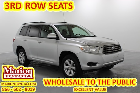 2010 Toyota Highlander Base SUV 5TDBK3EH4AS015120
