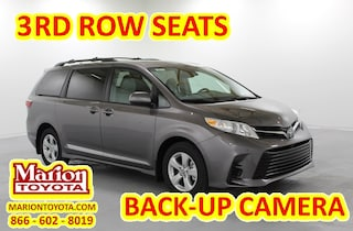 New 2019 Toyota Sienna LE 8 Passenger Van for Sale in Marion