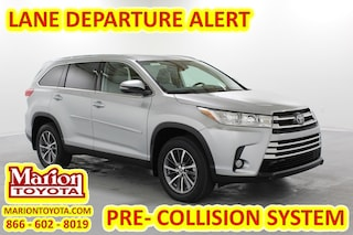 New 2019 Toyota Highlander XLE V6 SUV for Sale in Marion