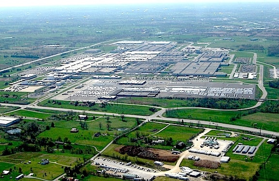 Marion Toyota Toyota Plant To Generate Electricity From Landfill Gas