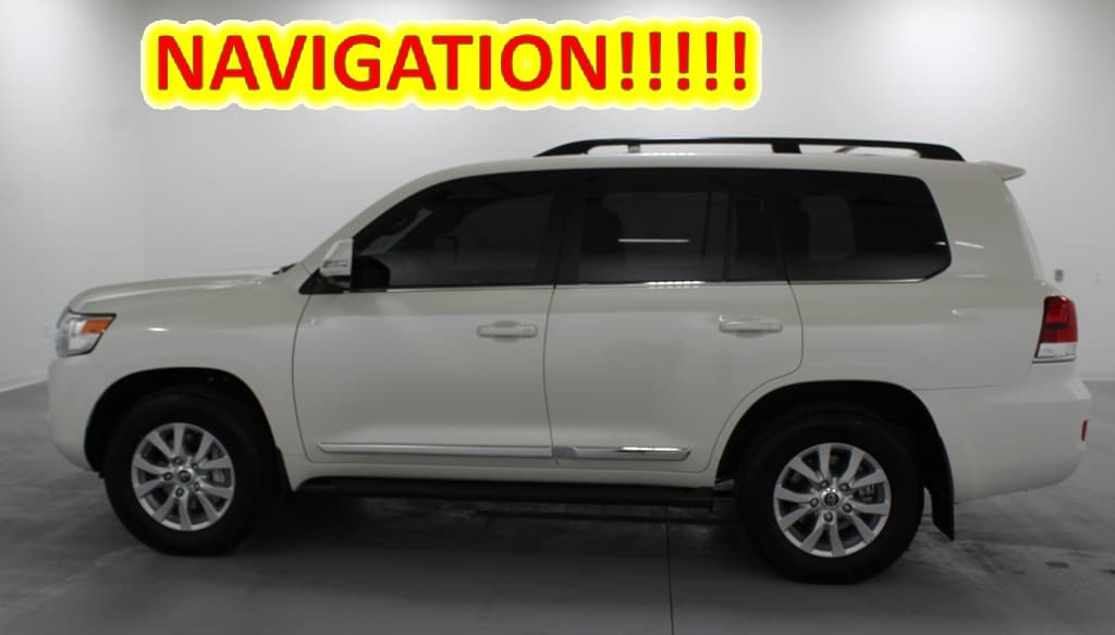 New 2018 Toyota Land Cruiser V8 For Sale in Marion, IL