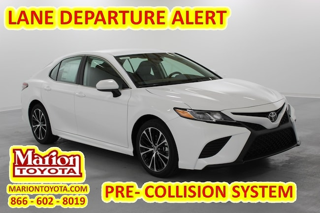 New 2019 Toyota Camry SE Sedan for sale in Marion IL