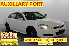 Used 2012 Chevrolet Impala Police Sedan 2G1WD5E33C1144559 under $12,000 for Sale in Marion, IL