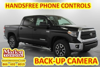 New 2018 Toyota Tundra SR5 5.7L V8 w/FFV Truck CrewMax for Sale in Marion