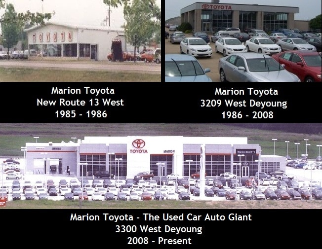about marion toyota marion new toyota used car dealership. Black Bedroom Furniture Sets. Home Design Ideas