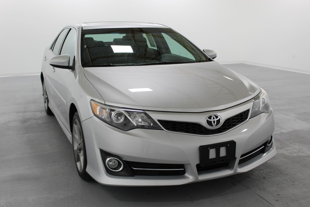 Used 2014 Toyota Camry Se For Sale In Marion Il