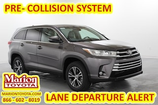 New 2019 Toyota Highlander LE Plus V6 SUV for Sale in Marion
