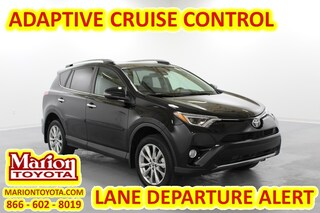New 2018 Toyota RAV4 Limited SUV for Sale in Marion