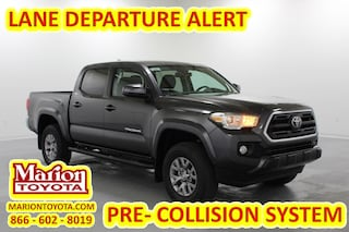 New 2019 Toyota Tacoma SR5 V6 Truck Double Cab for Sale in Marion