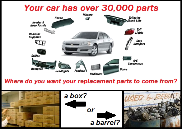 Oem Toyota Parts >> Marion Toyota Oem Vs Non Oem Auto Parts
