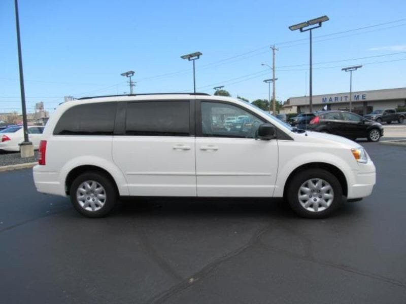 2010 Chrysler Town & Country LX Passenger Van