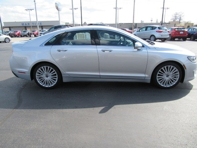 2017 Lincoln MKZ Reserve AWD Reserve AWD