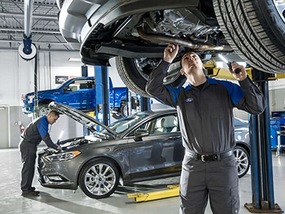 Certified Ford and Lincoln Service and Repair Center in Devils Lake, ND