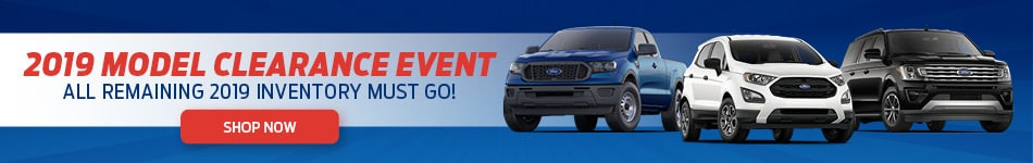 2019 Model Clearance Event