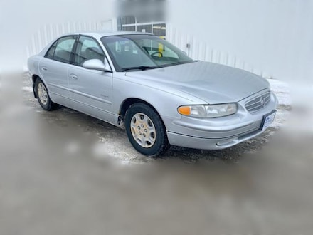 Featured Used 2001 Buick Regal LS Sedan for Sale in Devils Lake, ND