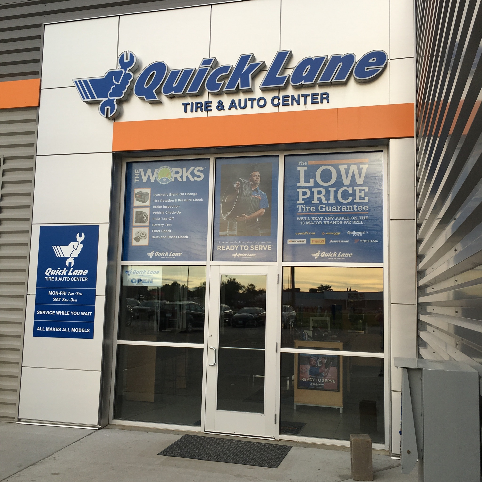 Ford Quick Lanesupsup Marketplace Motors Inc