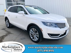 Used 2016 Lincoln MKX Reserve AWD