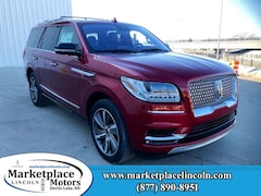New 2019 Lincoln Navigator Reserve Wagon M3K012 in Devils Lake, ND