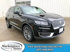 New 2019 Lincoln Nautilus Reserve Wagon M3K013 in Devils Lake, ND