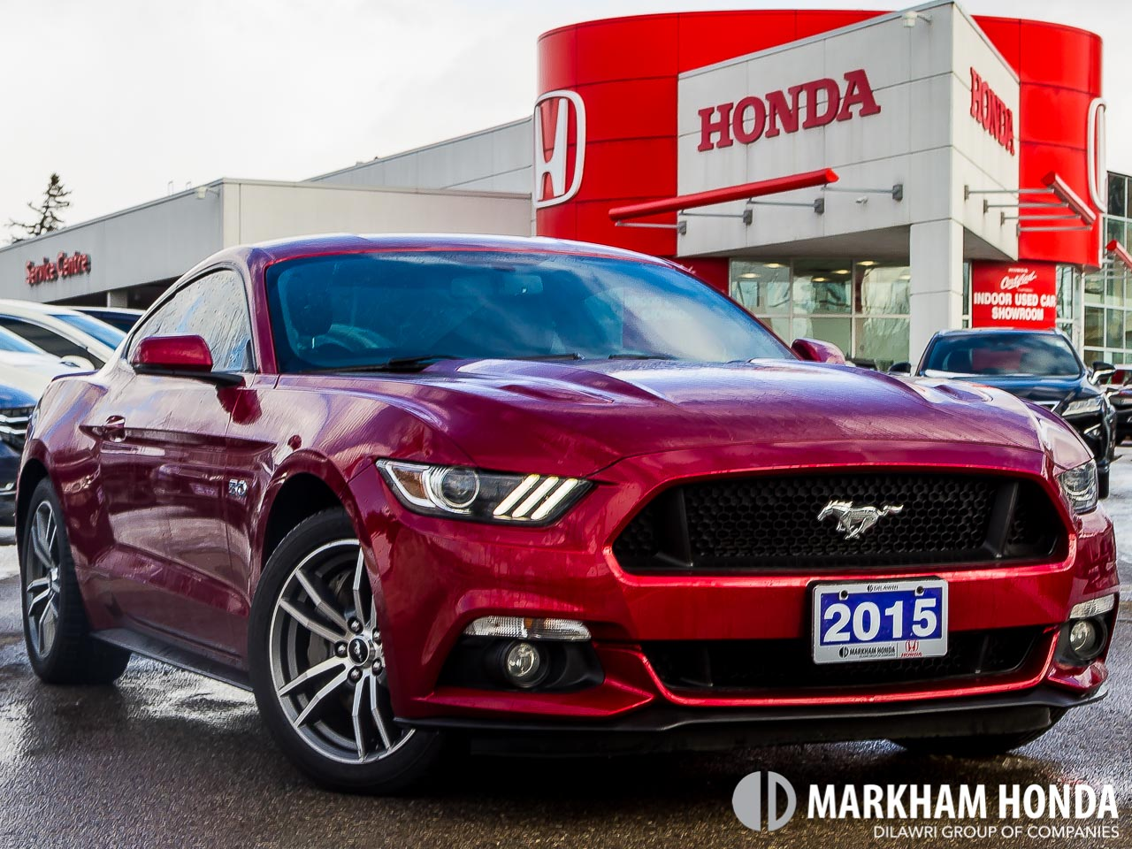 2015 Ford Mustang GT - SAFETY CERTIFY|PREMIUM PKG|$0 DOWN FINANCE| Coupe