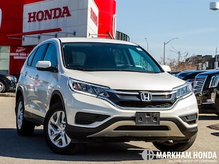 2015 Honda CR-V SE - NO ACCIDENTS|1OWNER|PUSH START|BACKUP CAM| SUV