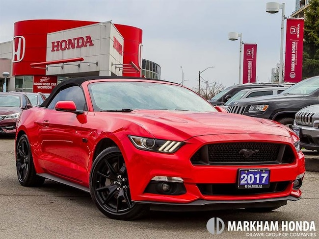 2017 Ford Mustang Convertible GT Premium Convertible