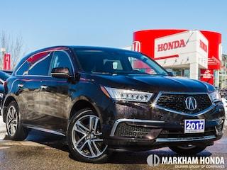2017 Acura MDX Navi - LEATHER|SUNROOF|BACKUP CAMERA|LED LIGHTS| SUV