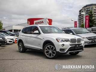 2017 BMW X3 Xdrive28i - NO ACCIDENTS|1OWNER|BACKUP CAMERA| SUV