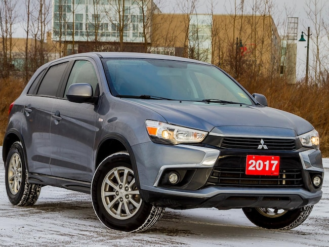 2017 Mitsubishi RVR SE - 1OWNER|BACKUP CAMERA|HEATED FRT SEATS| SUV