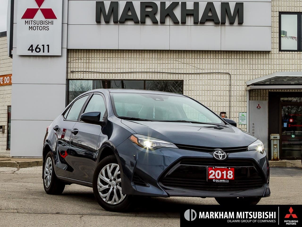 2018 Toyota Corolla LE - BACKUP CAMERA|EATED FRONT SEATS|CLEAN CARFAX| Berline