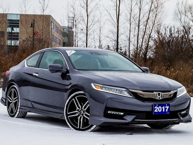 2017 Honda Accord Tour V6 - 1OWNER|BLINDSPOT|SENSORS|NAVI|LEATHER| Coupe