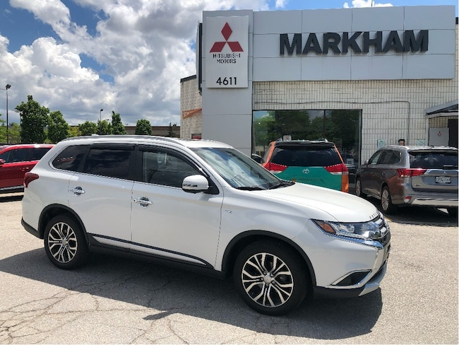 2017 Mitsubishi Outlander GT - SUNROOF|360CAM|LEATHER|CLEAN CARFAX| SUV
