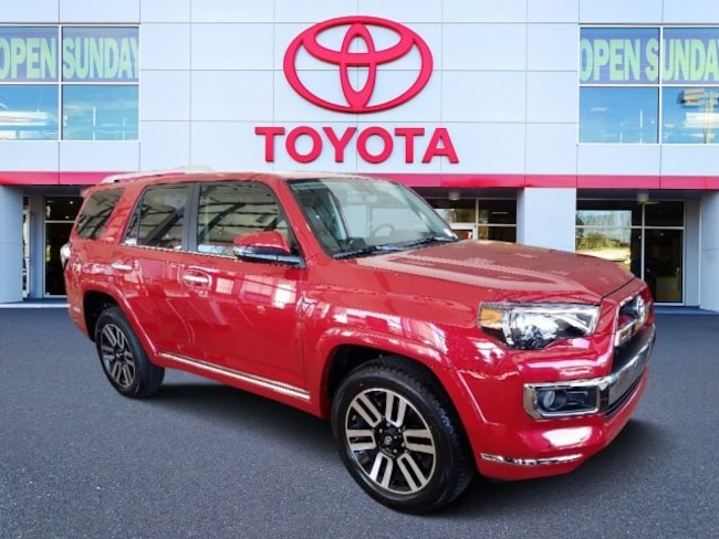 New 2019 Toyota 4Runner Limited SUV For Sale in Durham, NC