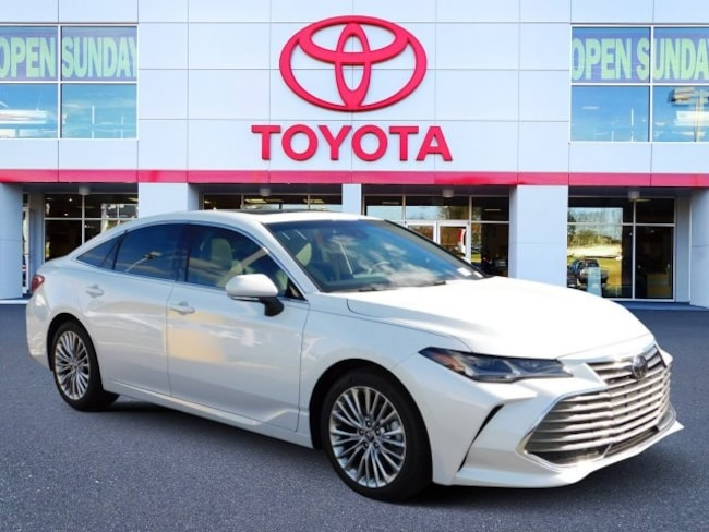 New 2019 Toyota Avalon Limited Sedan For Sale in Durham, NC