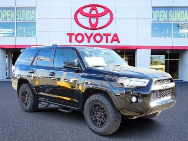 New 2019 Toyota 4Runner SR5 SUV For Sale in Durham, NC