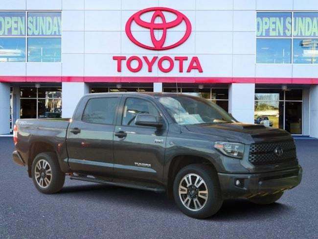 New 2019 Toyota Tundra SR5 5.7L V8 Truck CrewMax For Sale in Durham, NC
