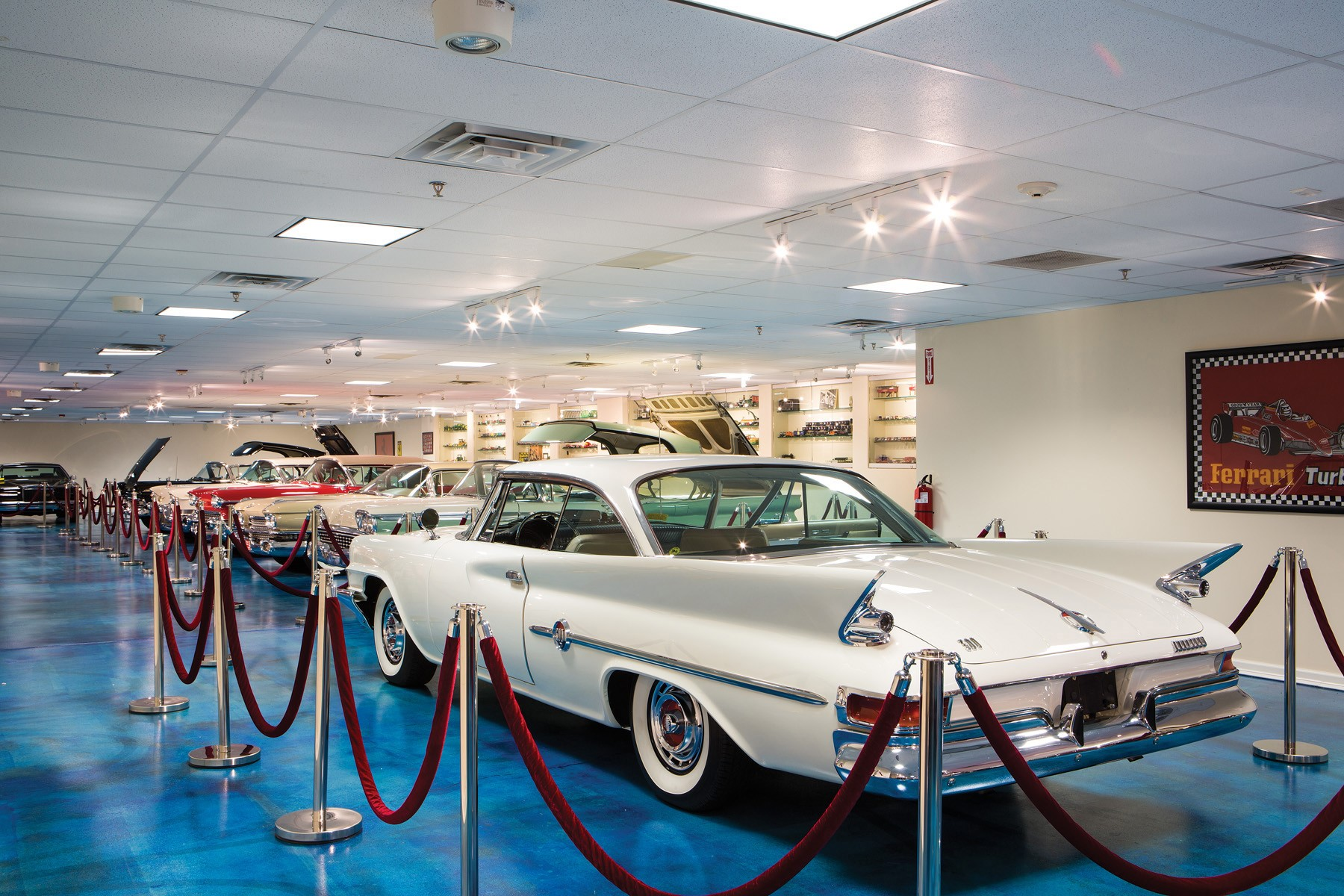 Classic Cars in NC | Mark Jacobson\'s Dream Machines in Durham