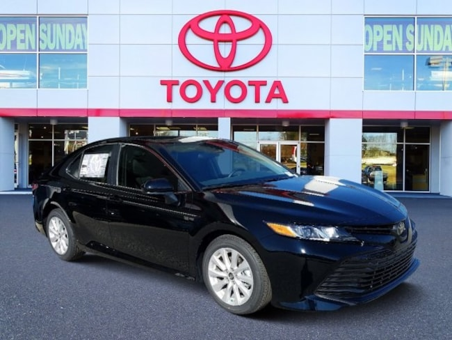 New 2019 Toyota Camry LE Sedan For Sale in Durham, NC